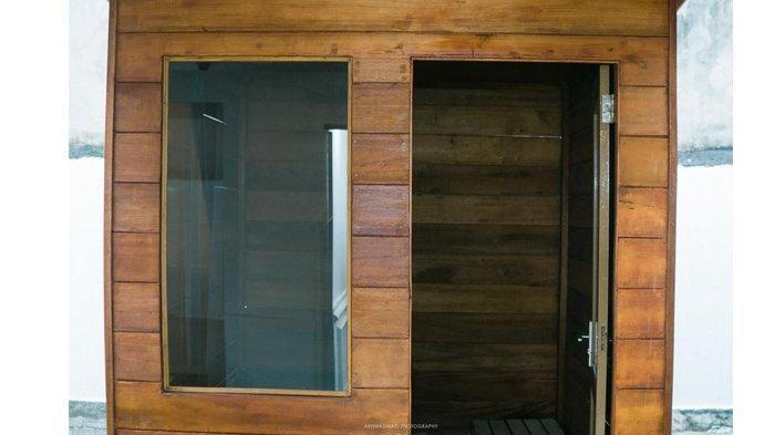 Bilik sauna di Calendula Beauty Bar and Spa Pekanbaru