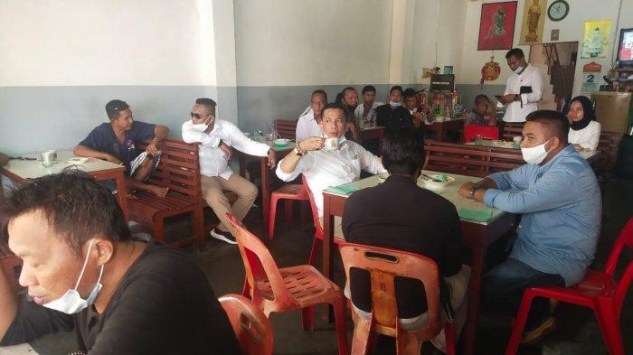Bupati Meranti Perintahkan Pegawainya Nongrong di Kedai Kopi, Ini Kata Satgas Covid-19 Riau