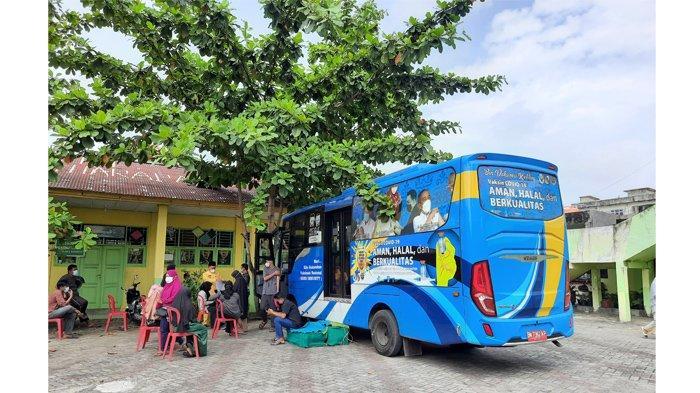 Tiga Bus Vaksinasi Keliling Akan Layani Masyarakat di RSD Madani
