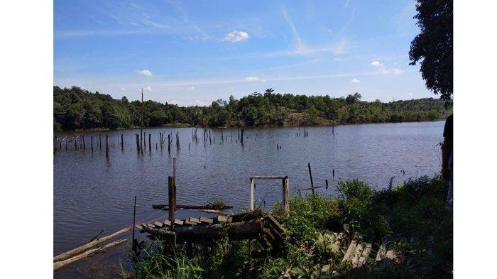 Tersembunyi di Kabupaten Siak, Danau Telago Batin Bungsu Miliki Potensi Wisata yang Menjanjikan