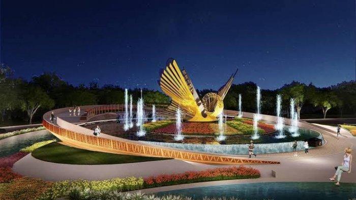 Pembangunan Tugu Roda Terbang di Komplek Perkantoran Pemerintah Kota Pekanbaru Ditunda