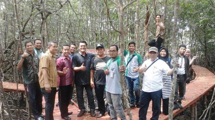 Ekowisata Rawa Mekar Jaya, Pesona Lebatnya Hutan Mangrove di Pesisiran KabupatenSiak