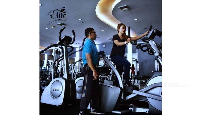 Grand Elite Hotel Pekanbaru Hadirkan Promo Gym di Elite Fitness Center
