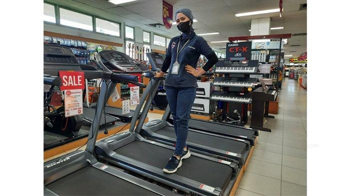 Jangan Lewatkan, Alat Gym di Gramedia Jadi Jauh Lebih Murah di Promo Mid Year Sale Up To 40 Persen