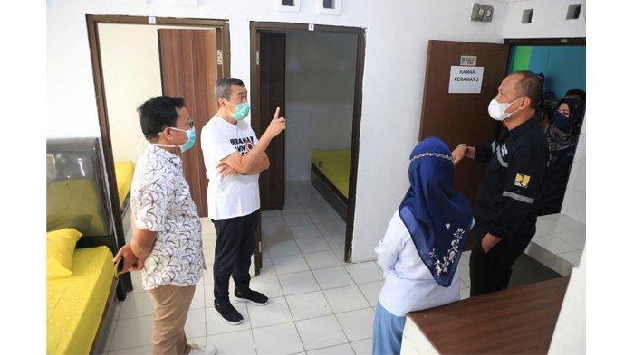 Siap Digunakan, Pemprov Riau Sulap Asrama Haji Jadi Tempat Isolasi Mandiri Pasien Covid-19