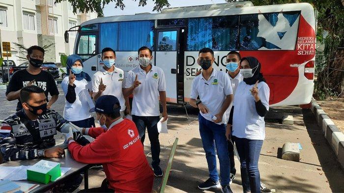Sambut HUT Pertama, Patra Dumai Hotel Gelar Kegiatan Kemanusiaan Donor Darah.