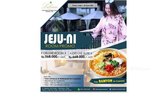 Labersa Hotel Hadirkan Promo Jeju-ni, Gratis Ramyun Untuk Dua Orang yang Menginap