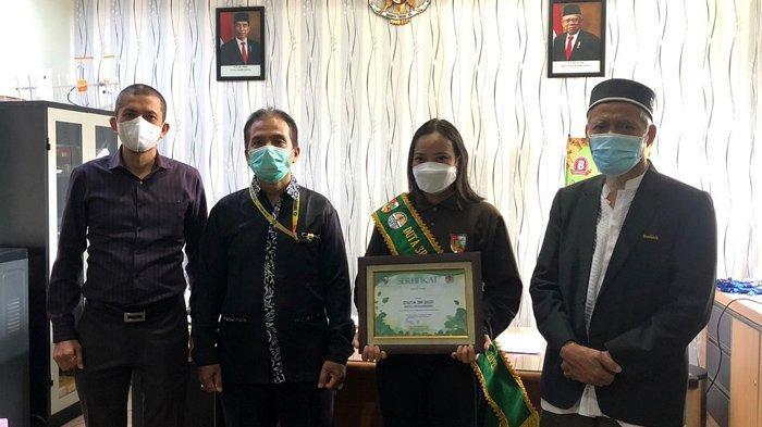 Mahasiswa Unilak Berhasil Terpilih Menjadi Duta 3R di Malam Grand Final Duta Lingkungan Pekanbaru