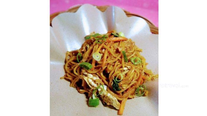 Memulai Pagi Hari dengan Mie Balap, Kuliner Khas Medan di Gerai Uncle Mai Pekanbaru, Hanya Rp 7 Ribu