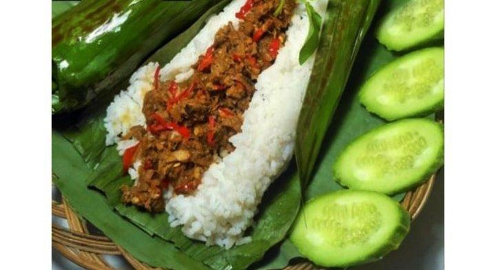 Nasi Bakar Jogja di Pekanbaru Sajikan 9 Isian Berbeda, Nasi Bakar Tinta Hitam Paling Fenomenal