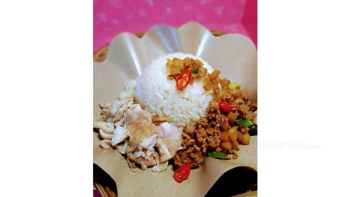 Enaknya Nasi Balap Uncle Mai Pekanbaru, Cocok Untuk Sarapan yang Mengenyangkan