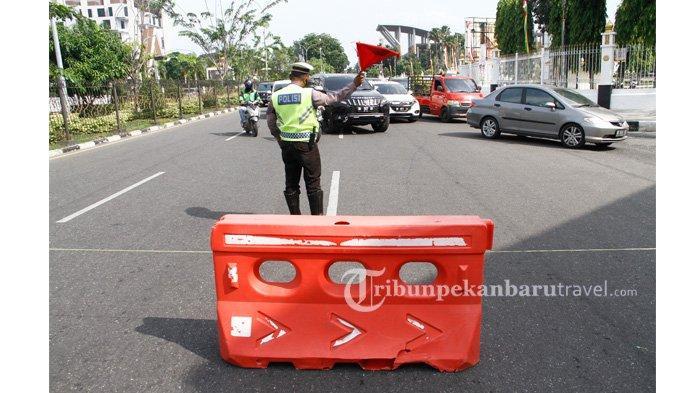 Meski Turun Status ke Zona Oranye, Masyarakat Pekanbaru Jangan Lengah Prokes Covid-19