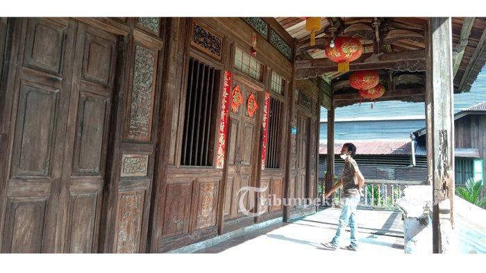 Rumah Kapitan Oey I Tam di Bagansiapiapi Rohil, Perpaduan Budaya Tionghoa-Melayu yang Sarat Sejarah
