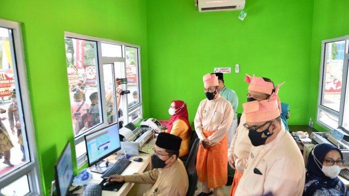 Resmi Diluncurkan, Ini Lokasi dan Jadwal Layanan Samsat Drive Thru di Pekanbaru