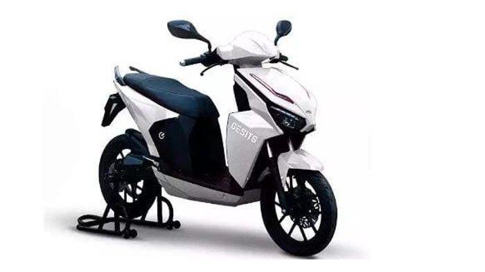 Hemat Biaya Perawatan, Sepeda Motor Listrik Gesits Gunakan Eco Friendly battery