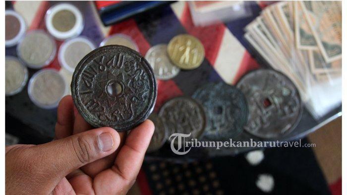 Uang Zaman Kerajaan Majapahit