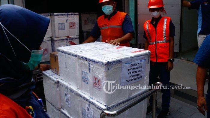 Perdana di Riau, PT RAPP Akan Gelar Vaksinasi Gotong Royong Untuk Karyawannya