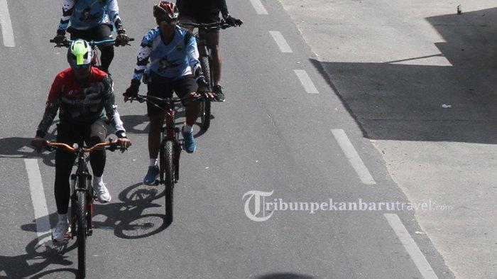 Pimpin Pengcab ISSI Siak, Jon Effendi Bakal Data Komunitas Sepeda dan Gelar Event Besar