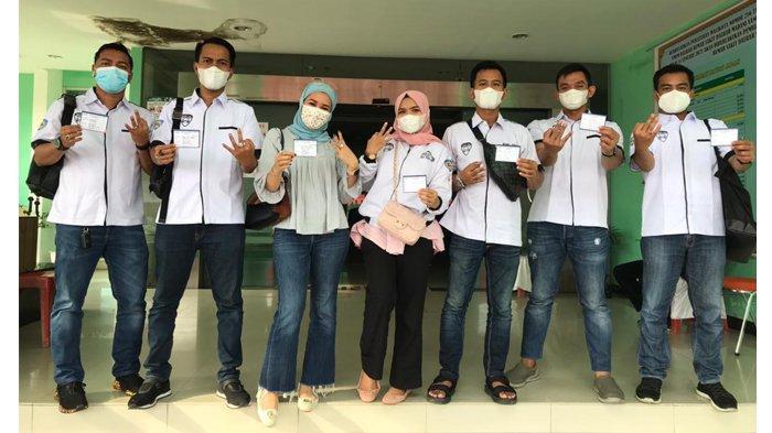 Dukung Program Pemerintah, WCI Regional Riau Bantu Fasilitasi Warga Untuk Dapatkan Vaksin Covid-19