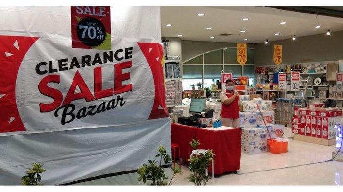 Ace Hardware Mal Pekanbaru Gelar Bazar, Ragam Kebutuhan Rumah Diskon Hingga 73 Persen