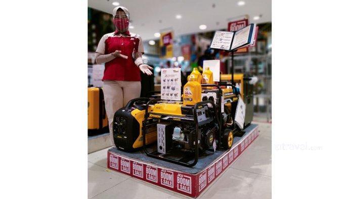 Ace Mal Pekanbaru Hadirkan Ace Boom Sale Dengan Bermacam Penawaran Terbaik