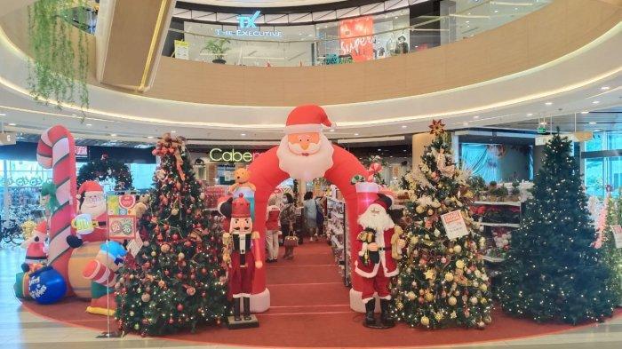 Belanja Keperluan Natal dan Tahun Baru di Ace Living World, Ada Diskon dan Spesial Gift