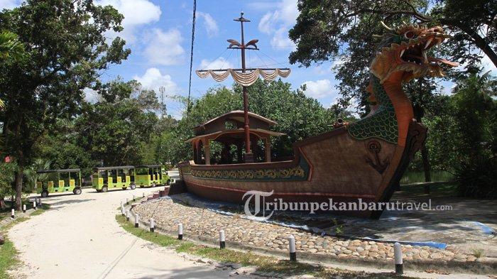 Terapkan Protokol Kesehatan, Taman Rekreasi Alam Mayang Kembali Buka Setelah Tiga Bulan Ditutup