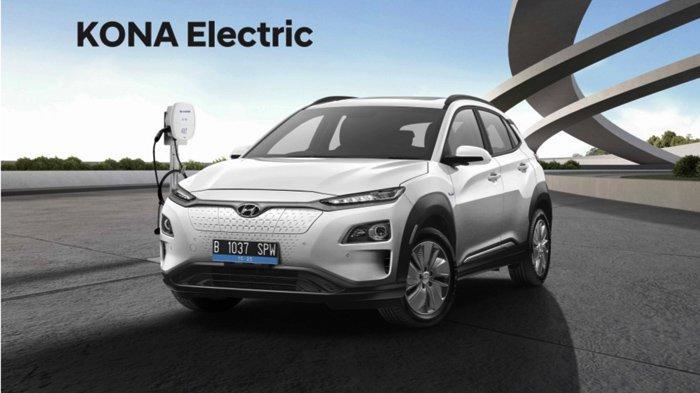 Gaya Unik dan Tegas Hyundai All New Kona Electric