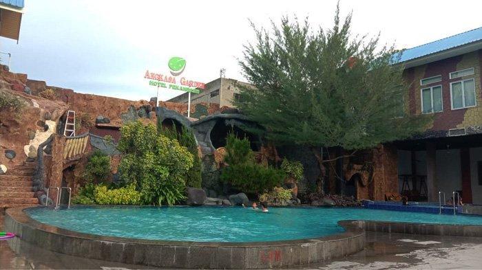 Angkasa Garden Hotel Pekanbaru Gelar New Year Eve 2021 Angkasa Beach Party