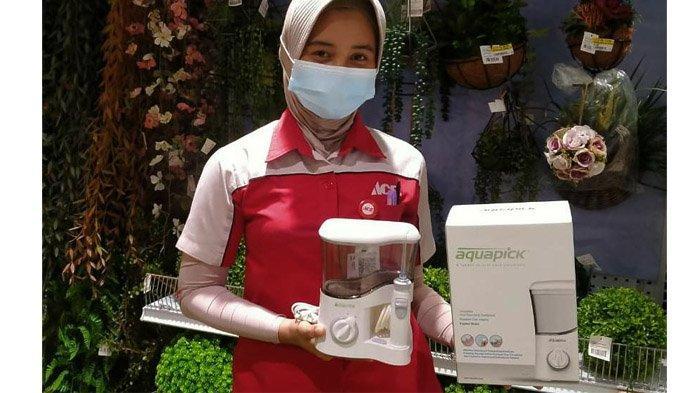 Sikat Gigi Makin Sempurna dengan Alat Aquapick Oral Irrigator