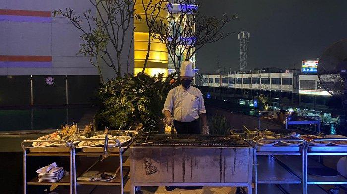 Gelar BBQ All You Can Eat, Pengunjung Bisa Makan Sepuasnya di Haunted Hospital Novotel Pekanbaru
