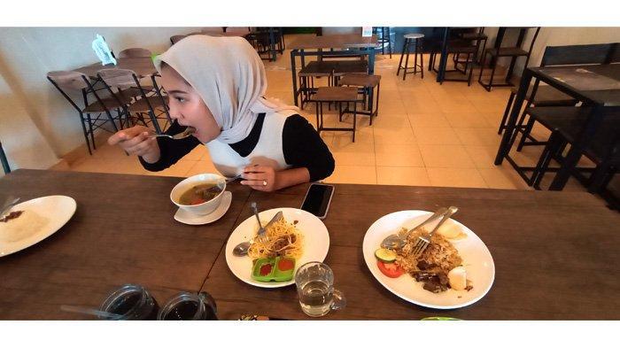 Lezat dan Lembut di Lidah, Rumi Cafe Hadirkan Spageti Berkonsep Nusantara dan Arab