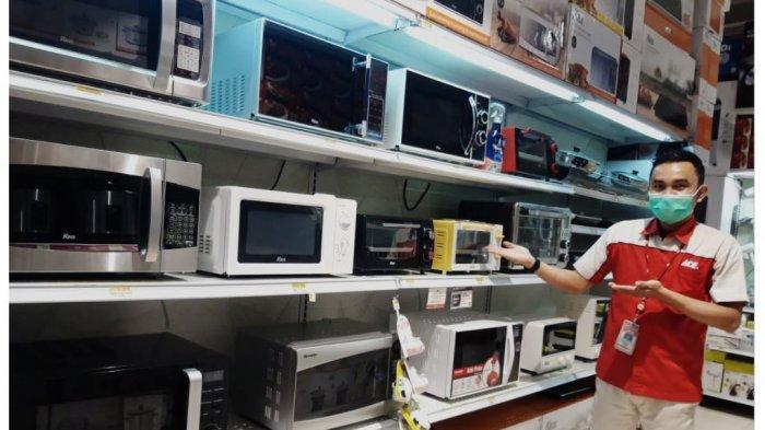 Microwave Kris Diskon 30 Persen di ACE Hardware Mal Pekanbaru