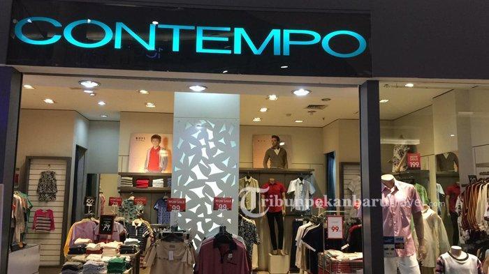Toko Contempo Mal Ciputra Pekanbaru Berikan Special Price Rp 99 Ribu untuk Men dan Ladies
