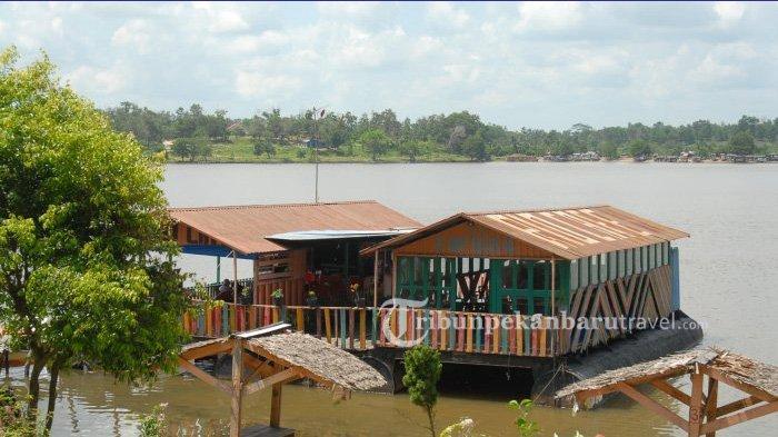 Danau Bandar Kayangan Akan Dibenahi, Disiapkan Menjadi Objek Wisata Andalan di Pekanbaru
