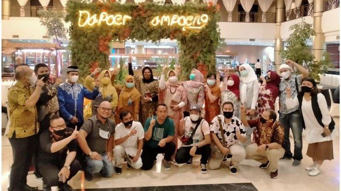 Paket Buka Puasa diDapoer Kampung Ramadhan Hotel Grand Elite Pekanbaru, Rp 125 Ribu All You Can Eat