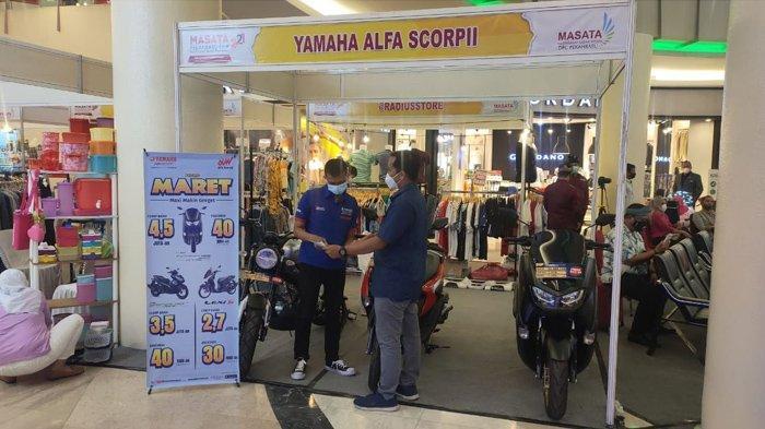 Konsumen Bisa Nikmati Promo DP Ringan Motor Yamaha di Acara Pekanbaru Fair 2021
