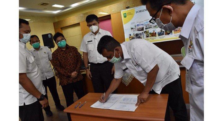 Selaraskan Program Pariwisata, Dispar Riau Gelar Forum Perangkat Daerah