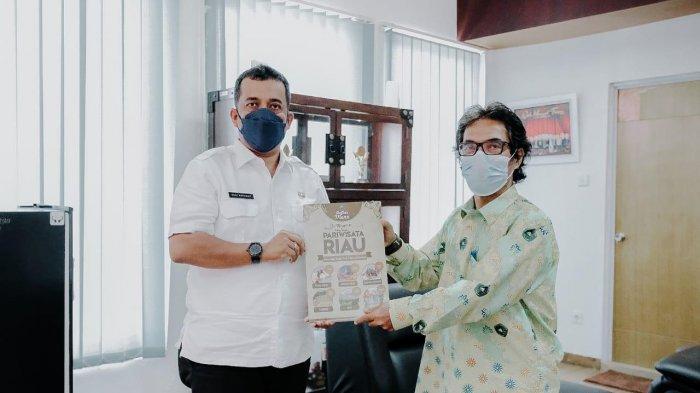 Tingkatkan Lokalitas Melayu, Dispar Riau Bersinergi dengan Fakultas Ilmu Budaya Unilak