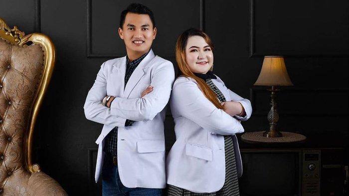 dr Vivin dan dr Ichwan pemilik Dria Beauty Skin Clinic