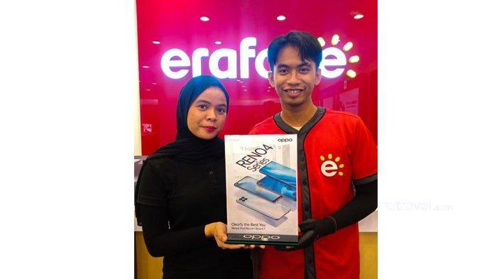 Erafone Panam Berikan Cashback untuk Seluruh Produk Smartphone Saat Soft Opening