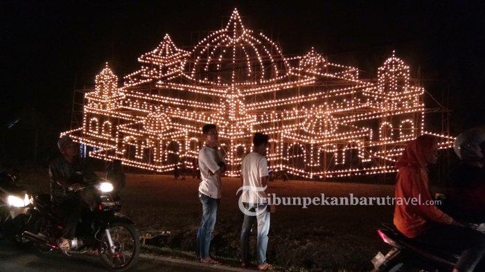 Festival Lampu Colok Bengkalis Kembali Diadakan pada Ramadan Tahun Ini