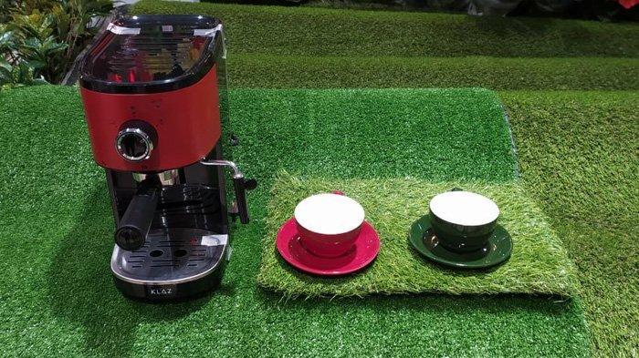 Bikin Kopi di Rumah Makin Mudah dengan Coffee Maker Brand Klaz