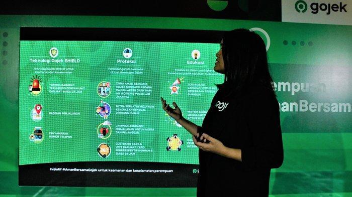 Gojek Hadirkan Layanan Transportasi Makin Aman Untuk Perempuan Lewat Fitur Gojek SHIELD