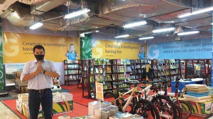 Toko Buku Gramedia Gelar Gramedia Big Sale di Mal Ciputra, Diskon Buku Sampai 50 Persen