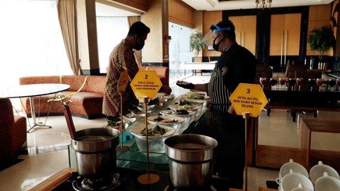 Celup dan Bakar, Makan Sepuasnya, Hanya Rp 98 Ribu di Grand Jatra Hotel Pekanbaru