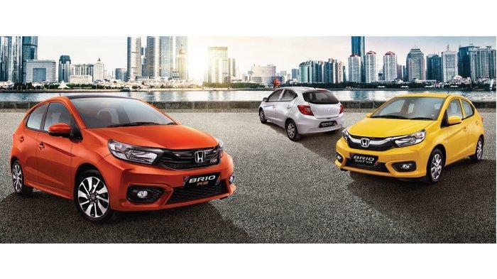 Mobil Honda Brio Satya Berhasil Menjadi Market Leader di Segmen LCGC Tahun 2020