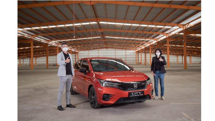 Hadir dengan Tenaga Terbesar Dikelasnya, Honda City Hatchback RS Siap Meluncur di Pekanbaru