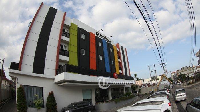 Hotel Amaris Pekanbaru Ditutup Sementara Untuk Memerangi Penyebaran Covid-19