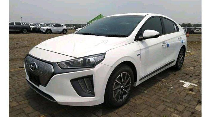Mobil Full Elektrik, Hyundai Ioniq Electric Sudah Bisa Dipesan di Pekanbaru